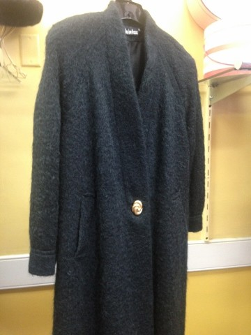 Paul Levy Designs Wool Coat