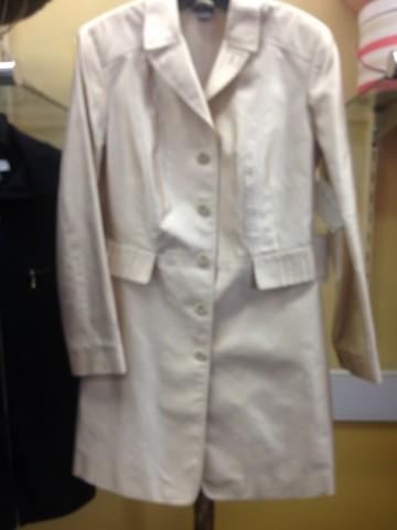 Et Cetera Silk Coat