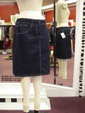 ISDA - Denim Skirt