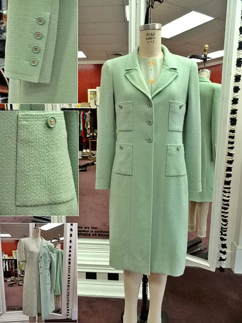 CHANEL - Coat and Dress