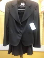 Armani Skirt Suit